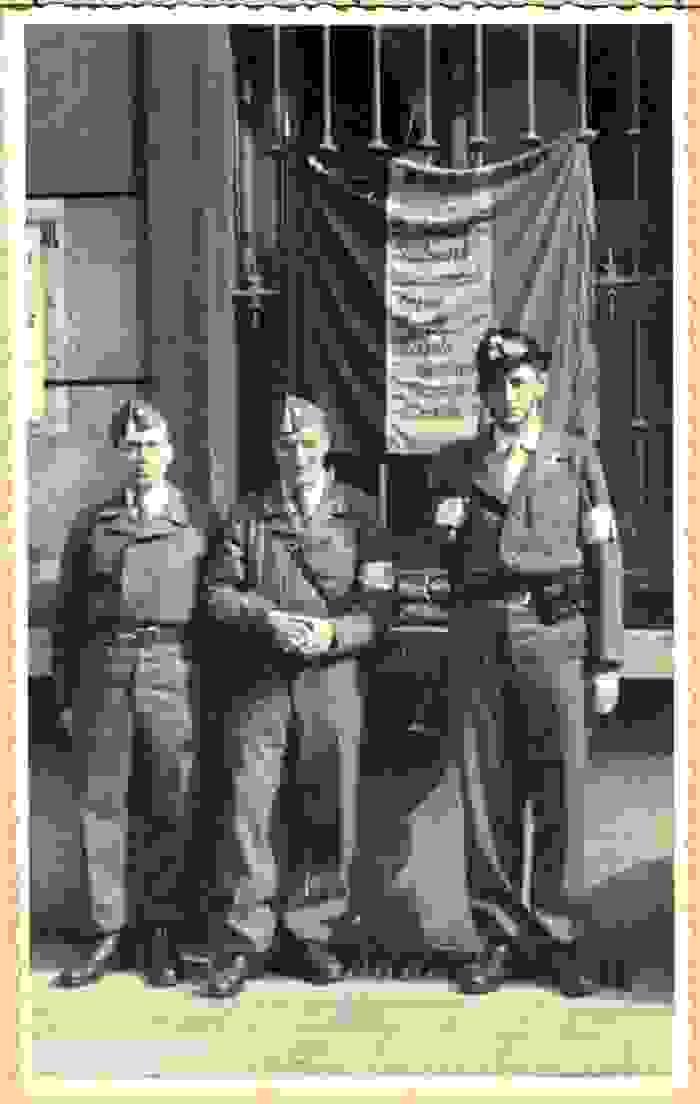 Drei Mitglieder der NKB