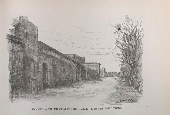 Schießstand an der D'Herbouvillekaai