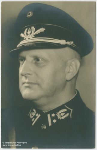 Porträtfoto von Jozef De Potter