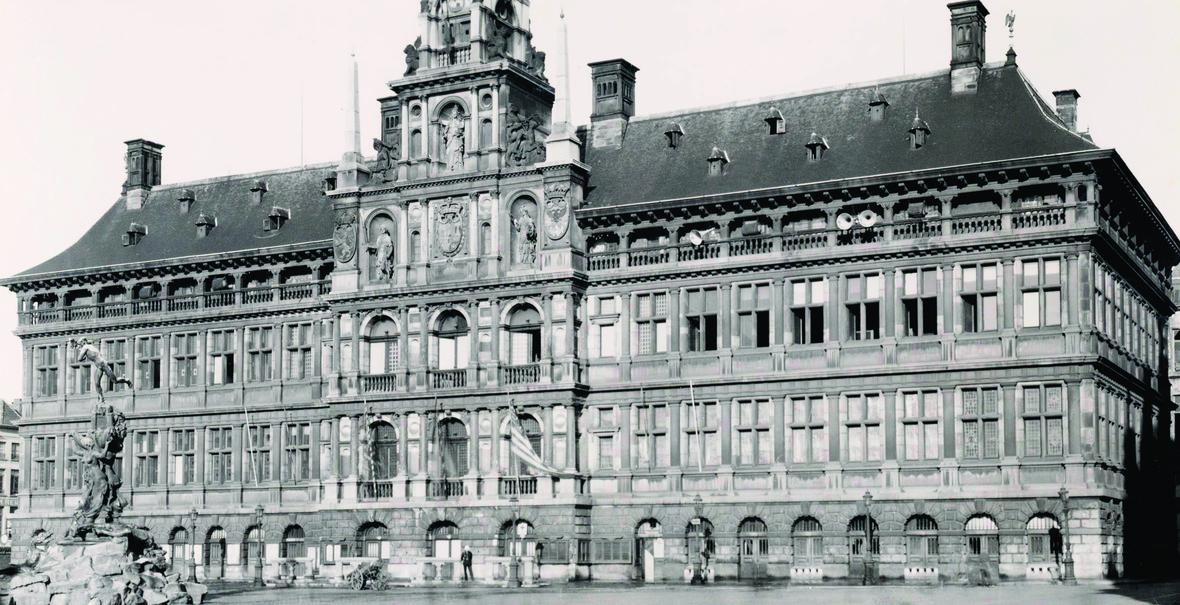 Die Antwerpener Stadtverwaltung unter deutscher Besatzung im Zweiten Weltkrieg
